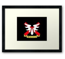 Blood Angels Death Company Framed Print