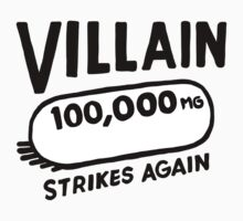 JJ DOOM - Villain Strikes Again by ThNTWRNG