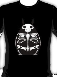 Skeleton Totoro T-Shirt