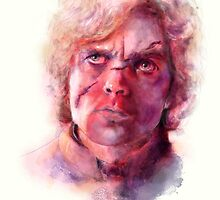 Tyrion Lannister Portrait by JonRowland