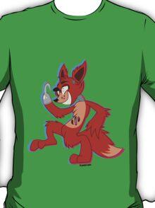 Cartoon Foxy (Five Nights At Freddy's) T-Shirt