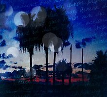 Palm Trees Landscape by thepersonaLIZed