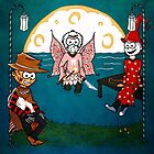 The good, the bad and the tooth fairy by gabrielart