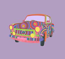 Trabant by norbick