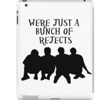 band of rejects iPad Case/Skin