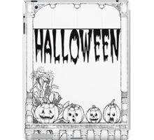 Halloweenn iPad Case/Skin