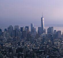 Downtown New York by NathanGordon