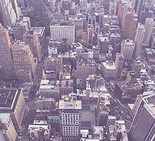 NYC Streets by NathanGordon