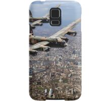 Two Lancasters over London Samsung Galaxy Case/Skin