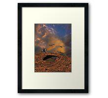 3348 Framed Print