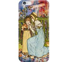 A MOTHER'S COMFORT iPhone Case/Skin