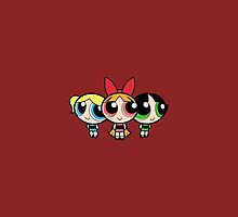 Powerpuff girls by NAAY