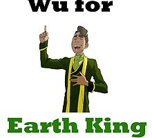 Prince Wu for Earth King! by MerrillTheMage