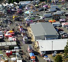 Arkansas State Fair USA 2014 by WildestArt
