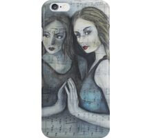 Reflective Moment iPhone Case/Skin