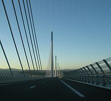 Millau Viaduct  by John Thurgood