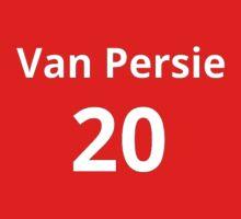 Robin Van Persie 20 by Sportsmad1