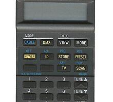 Vintage Calculator by Halldo