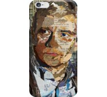 Ephemera II: John Watson iPhone Case/Skin