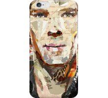 Ephemera I: Sherlock Holmes iPhone Case/Skin