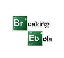 Breaking Ebola by Halldo