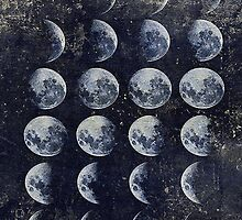 Moon Phases  by evaalessandria