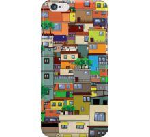 Favela, Brazil iPhone Case/Skin