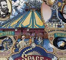 Space Mountain Graphic by idcommunity