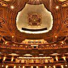 The Oriental Theatre Ceiling by Adam Bykowski