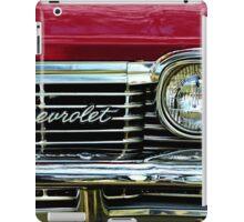 Chevrolet Impala Grill iPad Case/Skin