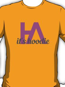Simplistic Hoodie Allen Design 2 T-Shirt