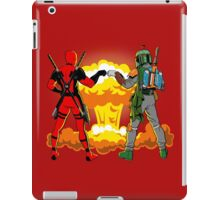 Epic bro fist iPad Case/Skin