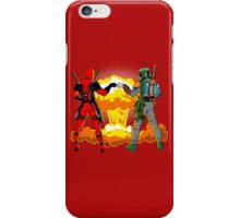 Epic bro fist iPhone Case/Skin