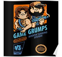 Game Grumps NES Cover Poster