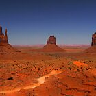 Monument Valley by algill