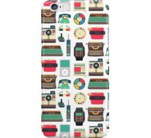 Retro Technology 2.0 iPhone Case/Skin