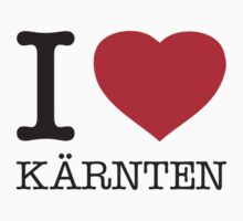 I ♥ KÄRNTEN by eyesblau