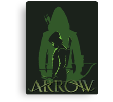 AKA Oliver Queen Canvas Print