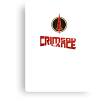 Borderlands - Crimson Lance Canvas Print