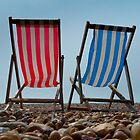 Deck Chairs by Kevin  Poulton