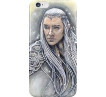 King of the Woodland realm iPhone Case/Skin
