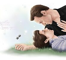Cherik - Living to love you by Clarice82