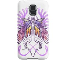 Mab the Queen of Fey (purple) Samsung Galaxy Case/Skin