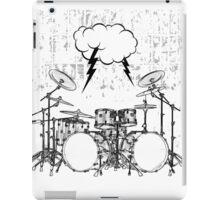 Drums #3 iPad Case/Skin