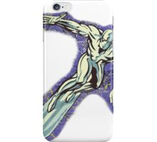 Silver Surfer iPhone Case/Skin