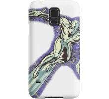 Silver Surfer Samsung Galaxy Case/Skin