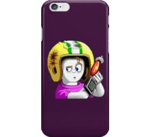 Commander Keen HD - Retro DOS game fan shirt iPhone Case/Skin