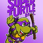 Super Turtle Bros - Donnie by moysche