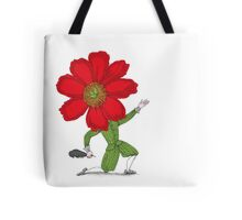 The Poet in Love Tote Bag