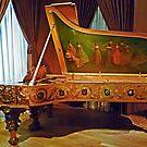 Patriotic Piano by TonyCrehan